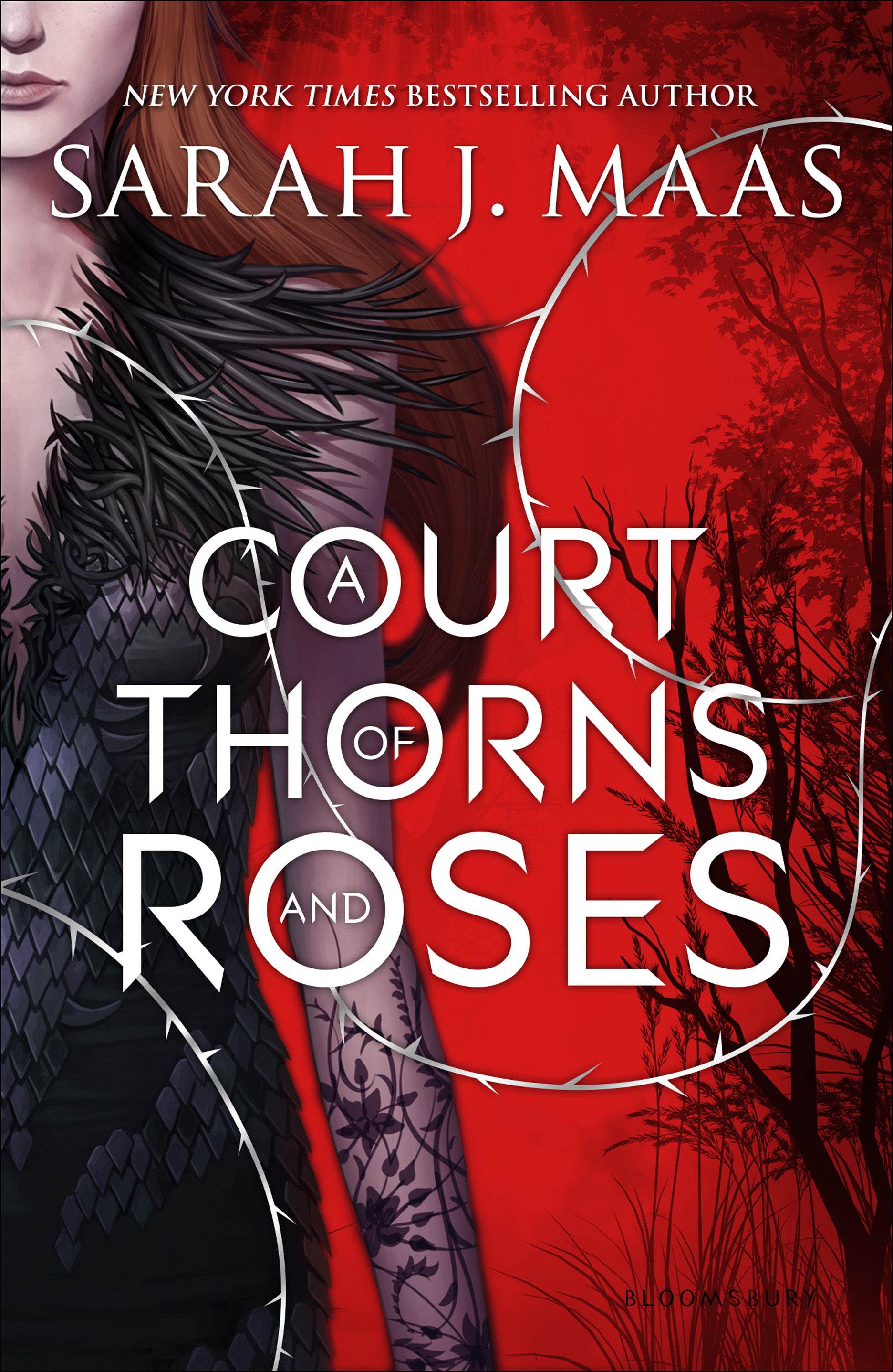 Resultado de imagen de a court of thorns and roses