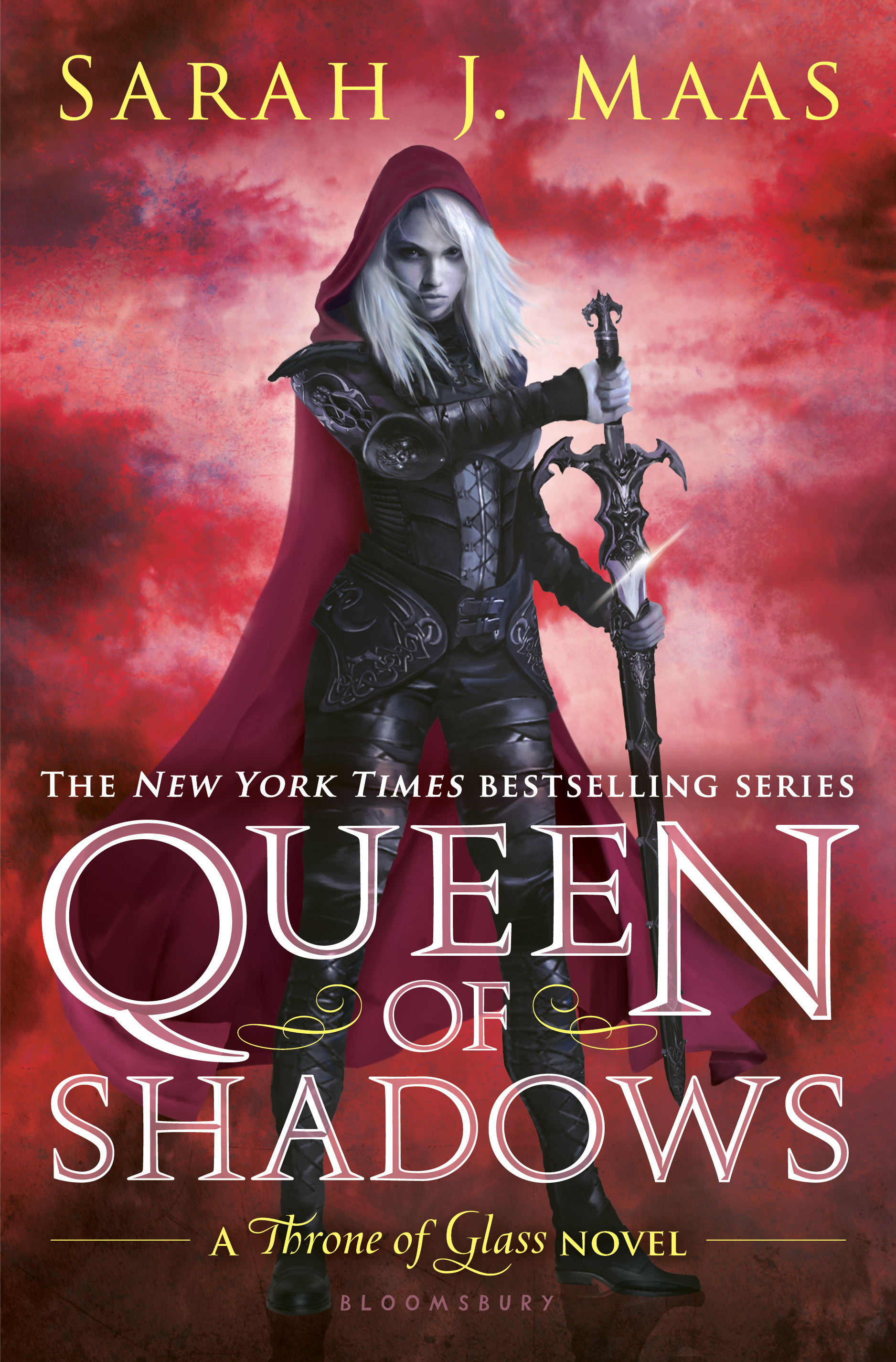 Throne Of Glass Full Playlist · Qos Cover