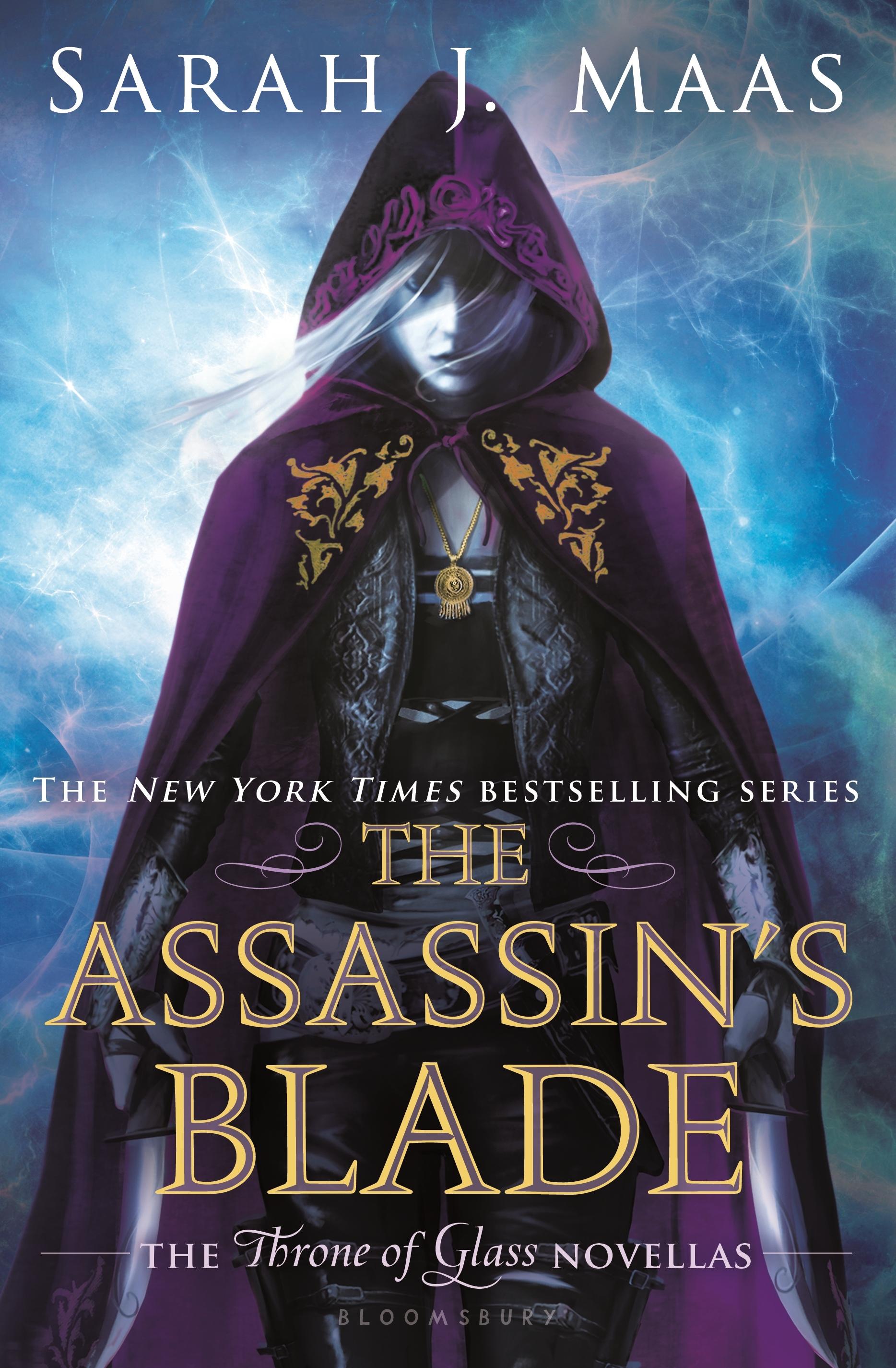 Assassin's Blade Cover