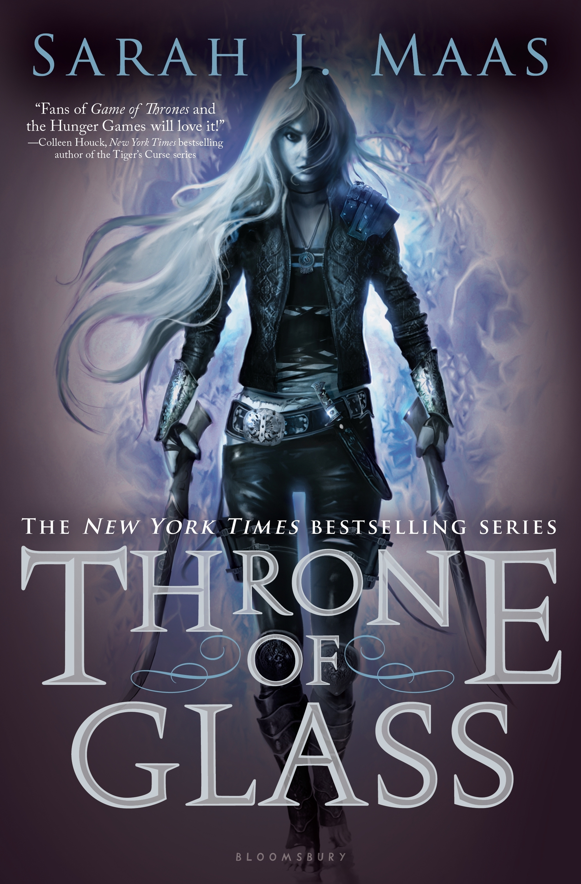 throne of glass | sarah j. maas