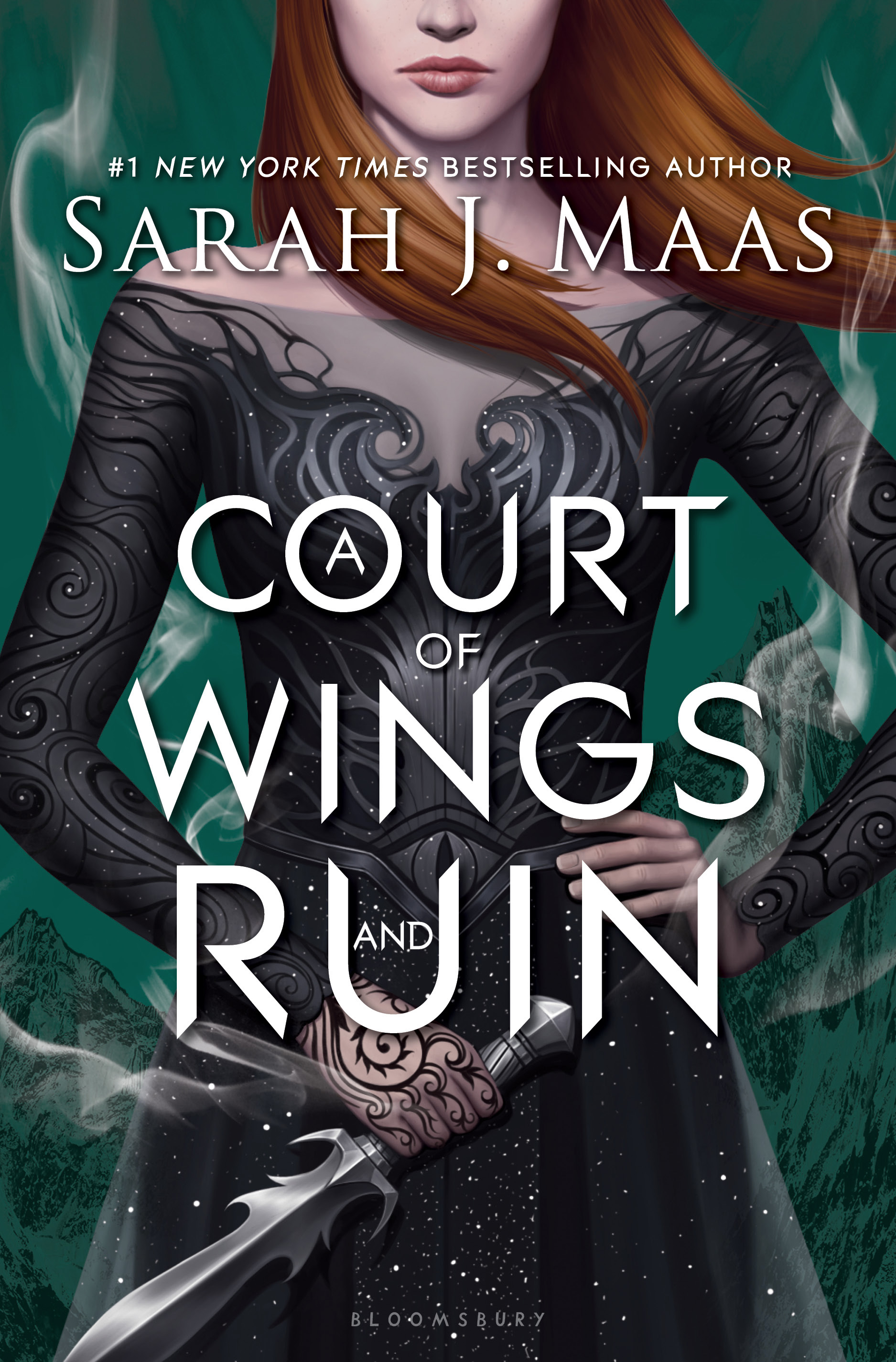 Risultati immagini per a court of wings and ruin